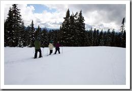 Mt Hood Snowshoeing-59