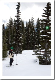 Mt Hood Snowshoeing-70