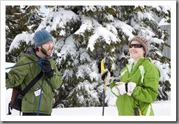Mt Hood Snowshoeing-147
