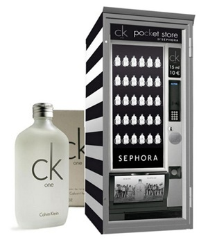 ck one pocket store by sephora