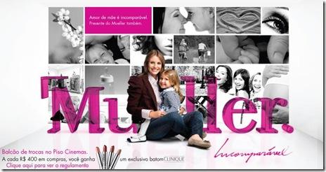 Mueller - Dia das Mães.