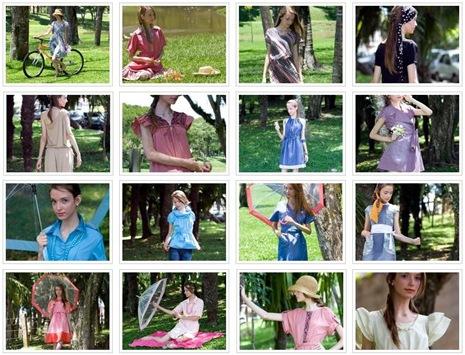 Coleção Campesttre - Verão 2011