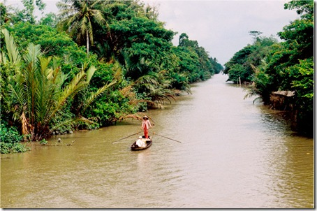 Dong bang Song Cuu Long - Mekong Delta - Vietnam's Southern