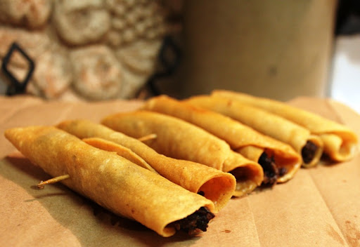 TAQUITOS | Food.People.Want