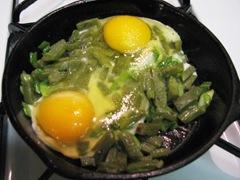 nopales con huevo