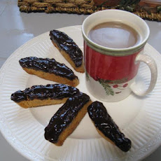 Ultimate Holiday Biscotti (Chocolate Mint Biscotti)