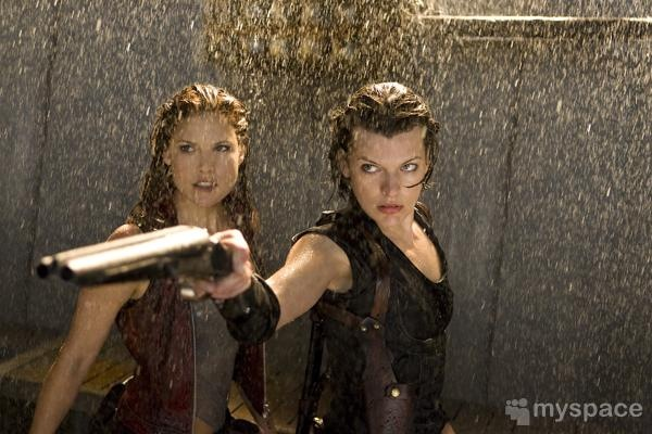 Resident Evil Afterlife movie image Milla Jovovich