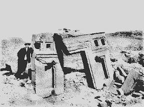 Restos Tiwanaku
