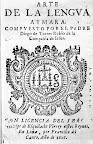 Gramática Aymara de Diego Torres Rubio (1616)