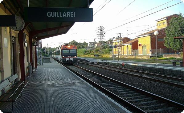 Estação de Trem de Guillarei