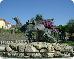 Monumento ao Cavalo Selvagem