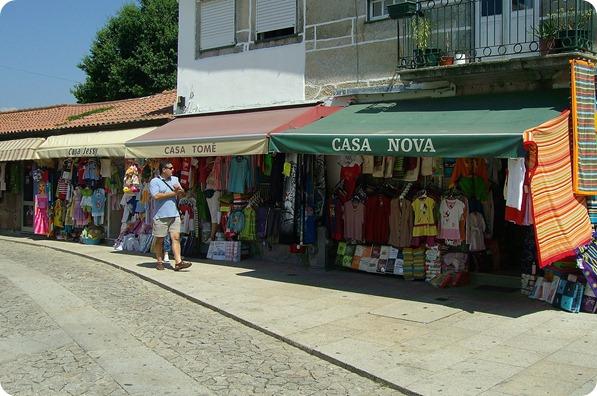 Lojas no Centro Histórico de Valença