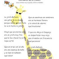 Las gafas de la jirafa