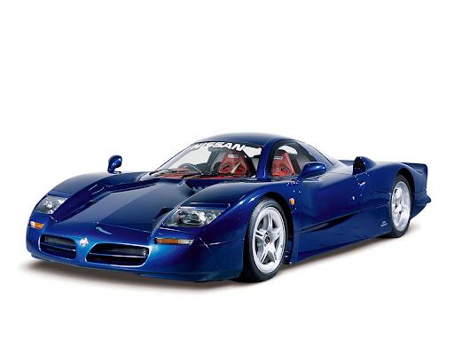 Nissan R390 GT1%2C 1998