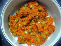 tomato peas gravy from valar
