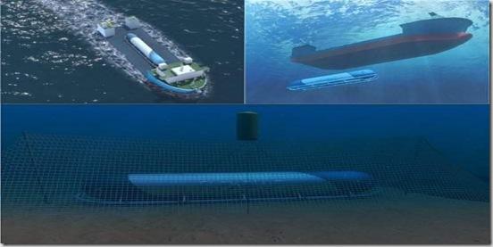 Usina nuclear submarina