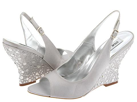 White wedding shoes ivory for your party