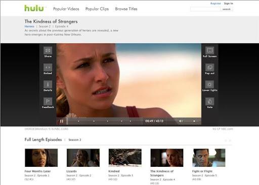 Hulu - Watch dramas Online