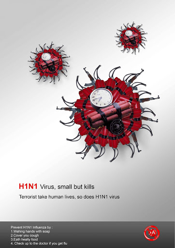 Beware of the H1N1 flu