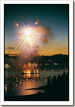 English Bay Fireworks (Small)