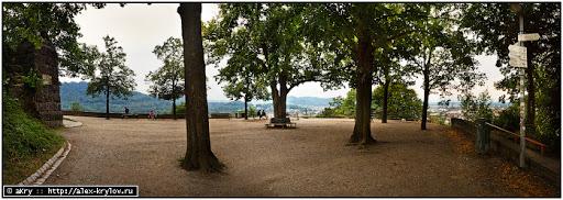 Germany : Schwarzwald : Freiburg : Slossberg