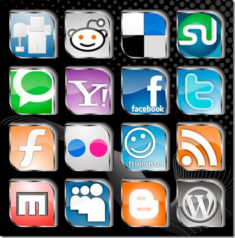 social site icon