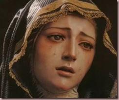 Virgem Maria em lágrimas