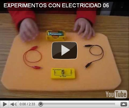 Circuito Electrico Simple Para Niños Materiales : Circuito eléctrico simple