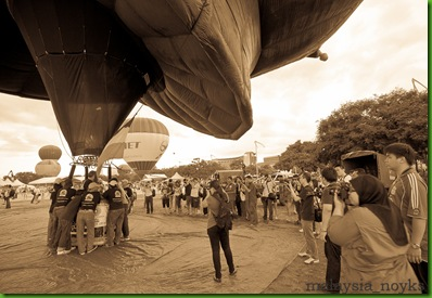 Hot Air Balloon Putrajaya 2011 (18)