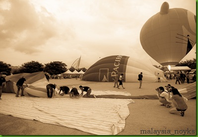 Hot Air Balloon Putrajaya 2011 (38)