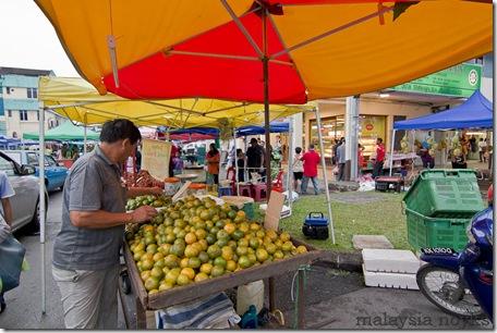 Satok market, kuching 1