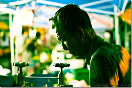Satok market, kuching 38