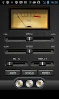 Screenshot of Change My Voice