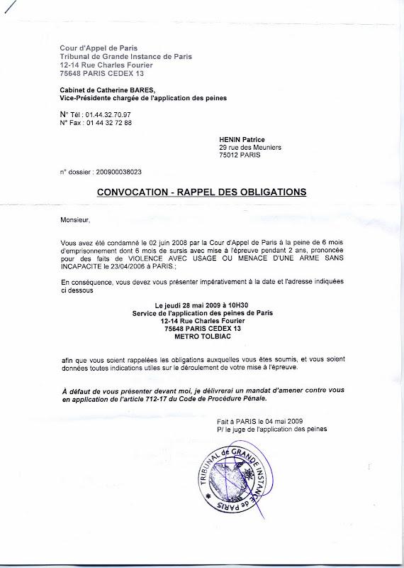 P h nix blogue qui rena t toujours de ses censures 048 - Coups et blessures volontaires code penal ...