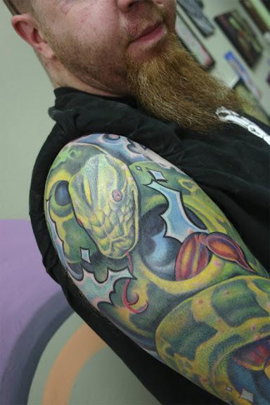 riesgos del tatuaje. Es un tatuaje que generalmente se hacen las personas a las que les gusta