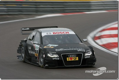 10.10.2009 Dijon, France,  Timo Scheider (GER), Audi Sport Team Abt Sportsline, Audi A4 DTM - DTM 2009 at Circuit Dijon Prenois, Dijon, France - www.xpb.cc, EMail: info@xpb.cc - copy of publication required for printed pictures. Every used picture is fee-liable. © Copyright: Manzoni/xpb.cc NOTE: Not for usage in Switzerland!