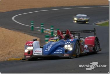 04-11.06.2010 Le Mans, France, #6 AIM Team Oreca Matmut Oreca AIM: Soheil Ayari, Didier Andre, Andy Meyrick