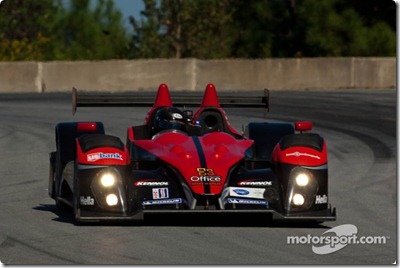 #95 Level 5 Motorsports Oreca FLM09: Scott Tucker, Marco Werner,