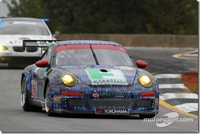 29.09.2010 Road Atlanta Motorsports Center, USA, #63 TRG Porsche 911 GT3 Cup: Henri Richard, Duncan Ende, Andy Lally