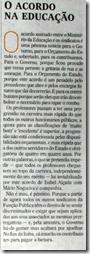 O Acordo na Educação - Nicolau Santos, Expresso, 16-01-2010
