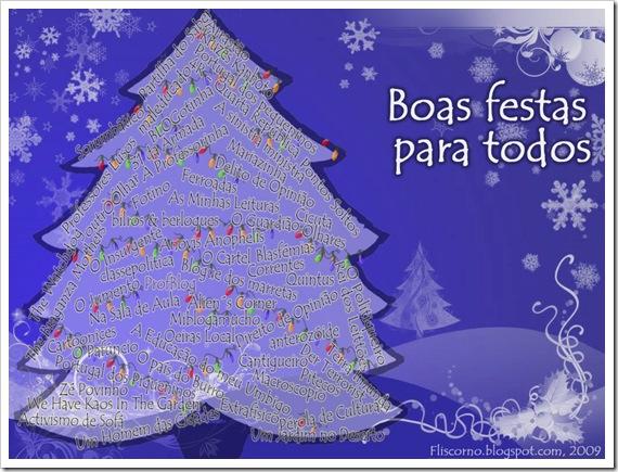 Árvore de Natal 2009