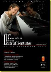 CARTEL Jovenes instrumentistas 800