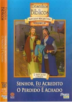 Desenhos Bíblicos Volume 10 Dublado