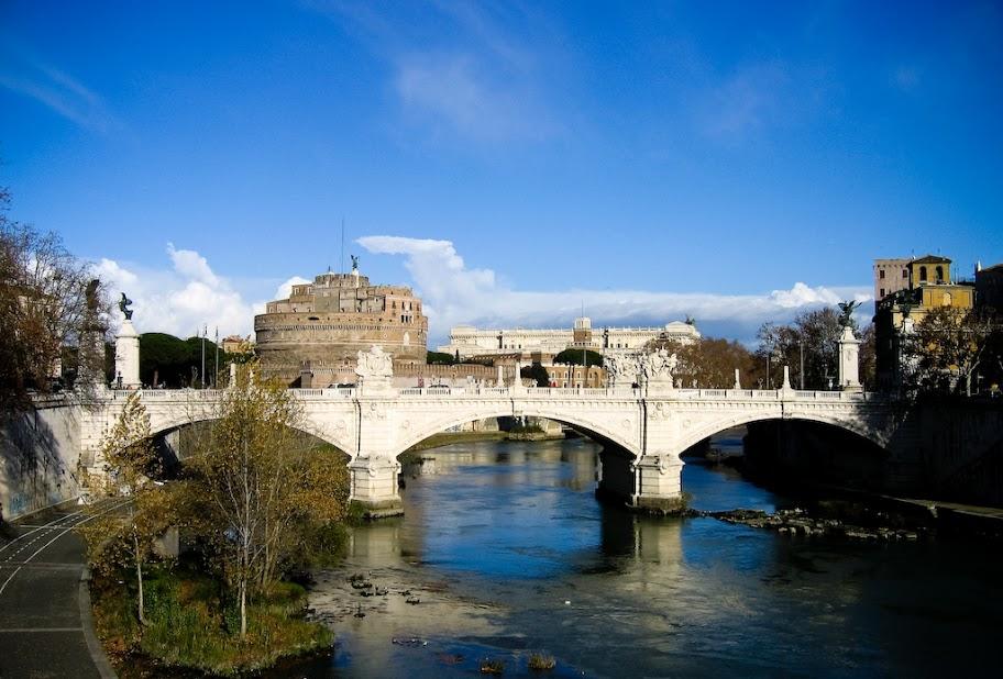 Obiective turistice roma - Castel Sant'Angelo