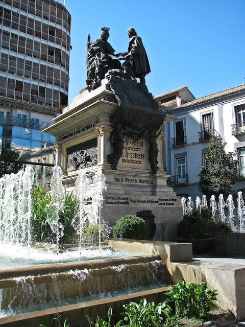 Spania, Granada