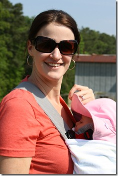 Mommy and Cai May 2011