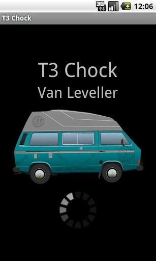 Camper Van Leveller