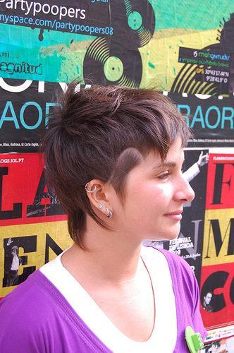 Hairstyles 2010 Short Hair Women
