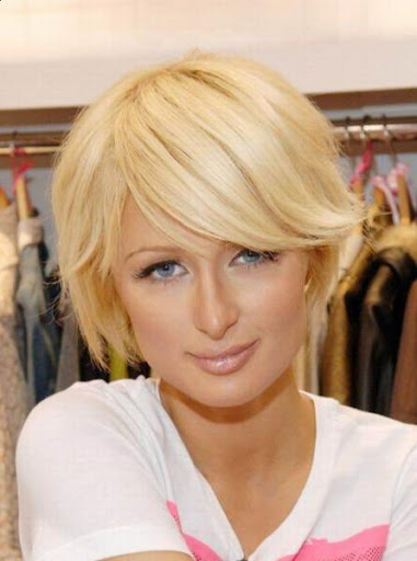 short layered hairstyles for women. cute short hairstyle 2010