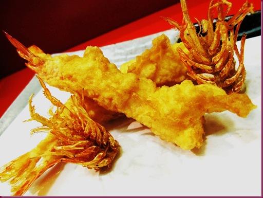 ten-ichi tokyo shrimp tempura